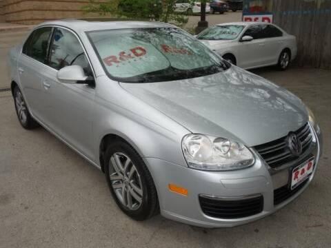 2005 Volkswagen Jetta for sale at R & D Motors in Austin TX
