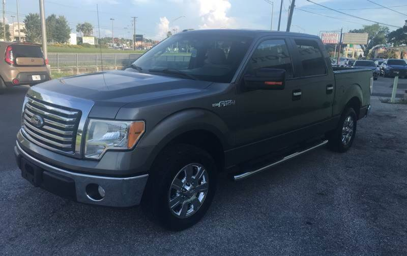 2010 Ford F-150 for sale at Reliable Motor Broker INC in Tampa FL