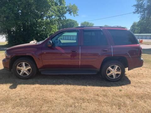 2005 Chevrolet TrailBlazer for sale at Velp Avenue Motors LLC in Green Bay WI