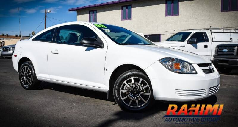 2008 Chevrolet Cobalt for sale at Rahimi Automotive Group in Yuma AZ