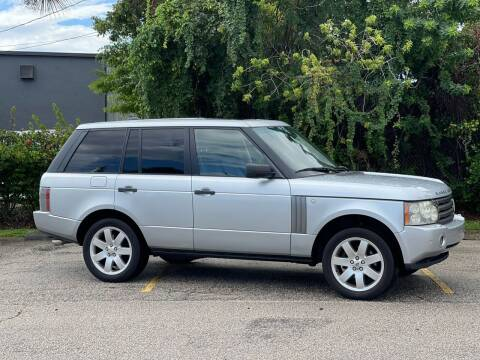 2006 Land Rover Range Rover for sale at AUTOSPORT MOTORS in Lake Park FL