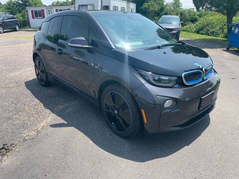 2014 BMW i3 for sale at Lux Car Sales in South Easton MA