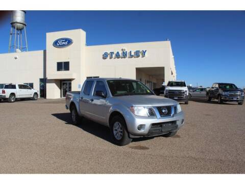2017 Nissan Frontier for sale at STANLEY FORD ANDREWS in Andrews TX