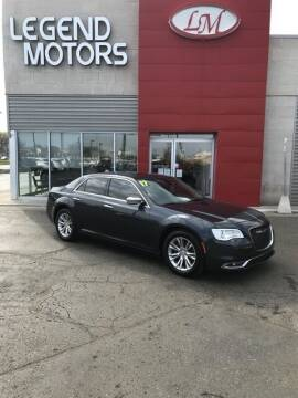 2017 Chrysler 300 for sale at Legend Motors of Waterford - Legend Motors of Ferndale in Ferndale MI
