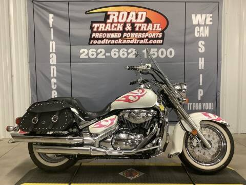 2005 Suzuki Boulevard C50 for sale at Road Track and Trail in Big Bend WI