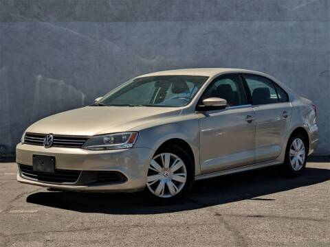 2013 Volkswagen Jetta for sale at Divine Motors in Las Vegas NV