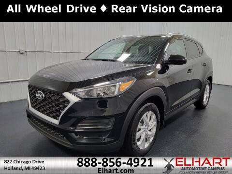 2020 Hyundai Tucson for sale at Elhart Automotive Campus in Holland MI