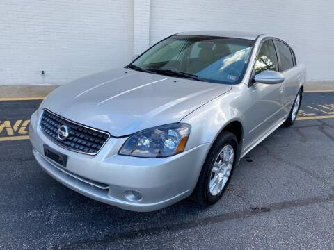 2005 Nissan Altima for sale at Carland Auto Sales INC. in Portsmouth VA