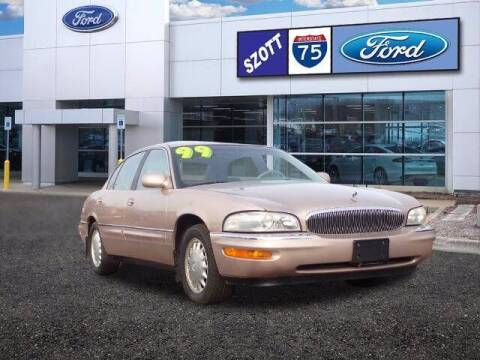 1999 Buick Park Avenue for sale at Szott Ford in Holly MI