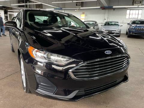 2019 Ford Fusion for sale at John Warne Motors in Canonsburg PA