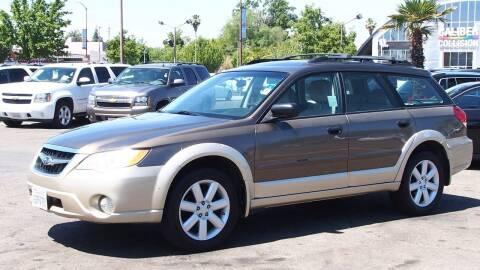 2008 Subaru Outback for sale at Okaidi Auto Sales in Sacramento CA