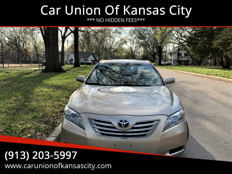 2007 Toyota Camry Hybrid for sale at Car Union Of Kansas City in Kansas City MO