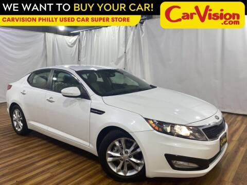 2013 Kia Optima for sale at Car Vision Mitsubishi Norristown - Car Vision Philly Used Car SuperStore in Philadelphia PA