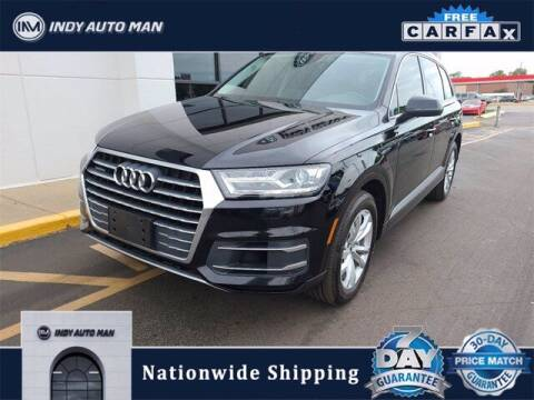 2018 Audi Q7 for sale at INDY AUTO MAN in Indianapolis IN