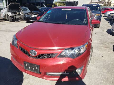 2014 Toyota Camry for sale at Track One Auto Sales in Orlando FL