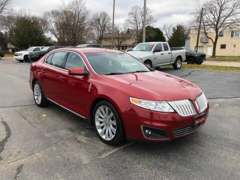 2009 Lincoln MKS for sale at WILLIAMS AUTO SALES in Green Bay WI