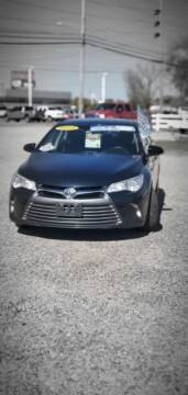 2015 Toyota Camry for sale at Wallers Auto Sales LLC in Dover OH