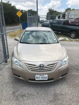 2007 Toyota Camry for sale at Central Automotive in Kerrville TX