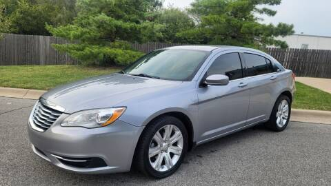 2013 Chrysler 200 for sale at Nationwide Auto in Merriam KS