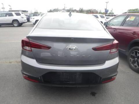 2019 Hyundai Elantra for sale at GLOBAL MOTOR GROUP in Newark NJ
