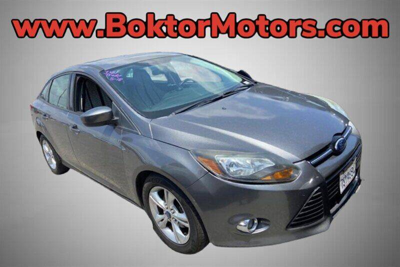 2012 Ford Focus for sale at Boktor Motors in North Hollywood CA