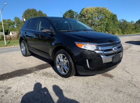 2012 Ford Edge for sale at InstaCar LLC in Independence MO