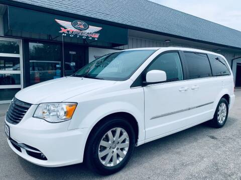 2014 Chrysler Town and Country for sale at Xtreme Motors Inc. in Indianapolis IN