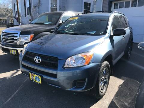 2009 Toyota RAV4 for sale at JK & Sons Auto Sales in Westport MA