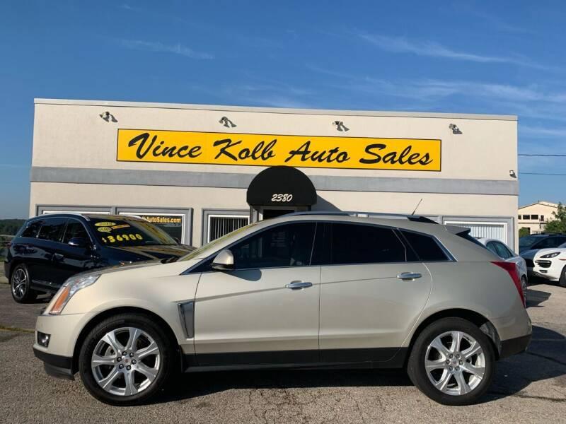 2014 Cadillac SRX for sale at Vince Kolb Auto Sales in Lake Ozark MO