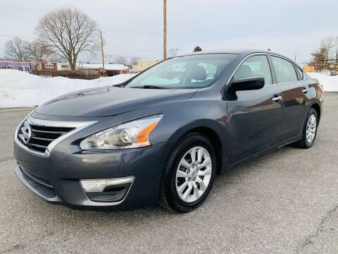 2013 Nissan Altima for sale at Capri Auto Works in Allentown PA