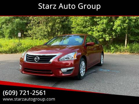 2015 Nissan Altima for sale at Starz Auto Group in Delran NJ