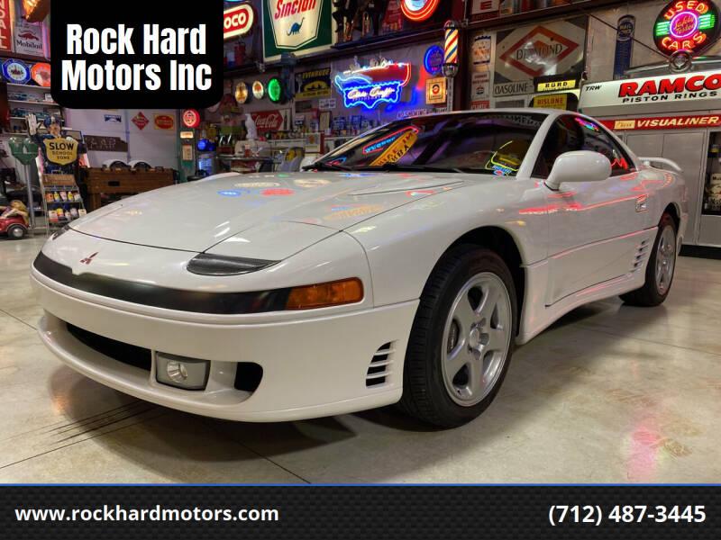 1991 Mitsubishi 3000GT for sale at Rock Hard Motors Inc in Treynor IA
