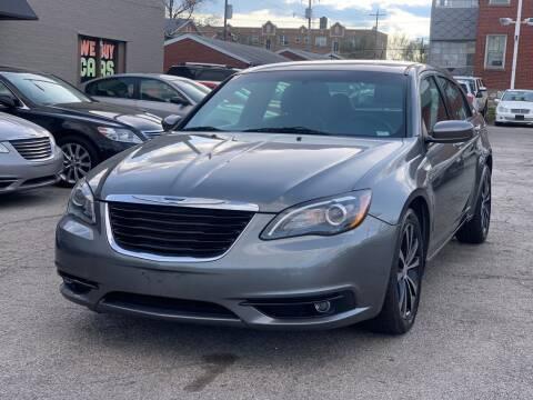2013 Chrysler 200 for sale at IMPORT Motors in Saint Louis MO