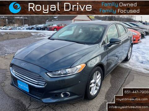 2016 Ford Fusion for sale at Royal Drive in Newport MN