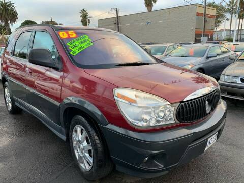 2005 Buick Rendezvous for sale at North County Auto in Oceanside CA