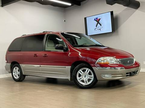 2002 Ford Windstar for sale at TX Auto Group in Houston TX