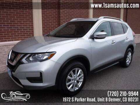 2018 Nissan Rogue for sale at SAM'S AUTOMOTIVE in Denver CO