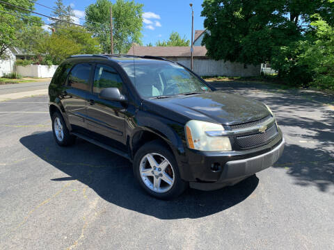 2005 Chevrolet Equinox for sale at Ace's Auto Sales in Westville NJ