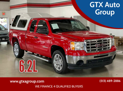 2011 GMC Sierra 1500 for sale at GTX Auto Group in West Chester OH