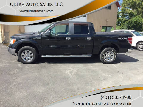 2010 Ford F-150 for sale at Ultra Auto Sales, LLC in Cumberland RI