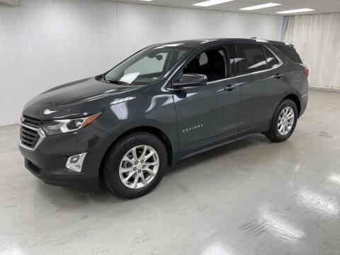 2020 Chevrolet Equinox for sale at Kerns Ford Lincoln in Celina OH