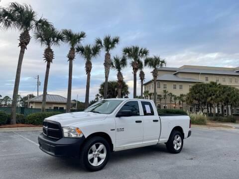 2018 RAM Ram Pickup 1500 for sale at Gulf Financial Solutions Inc DBA GFS Autos in Panama City Beach FL
