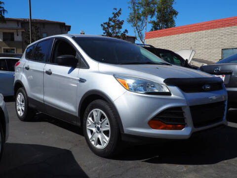 2015 Ford Escape for sale at Corona Auto Wholesale in Corona CA