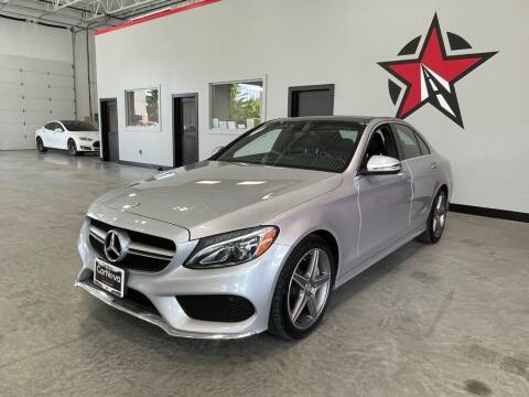 2016 Mercedes-Benz C-Class for sale at CarNova - Shelby Township in Shelby Township MI