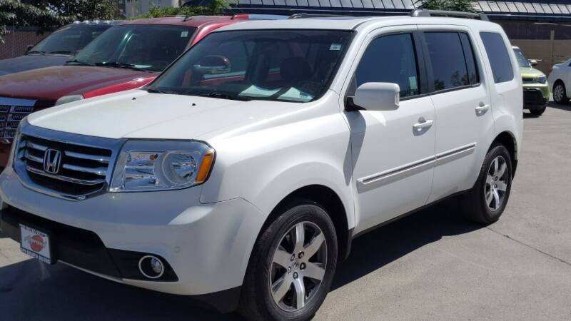 2012 Honda Pilot for sale at Approved Autos in Bakersfield CA