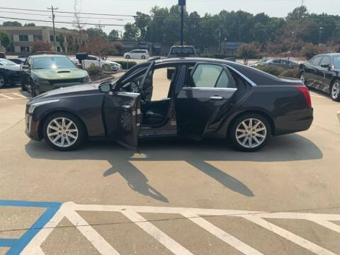 2015 Cadillac CTS for sale at A & K Auto Sales in Mauldin SC