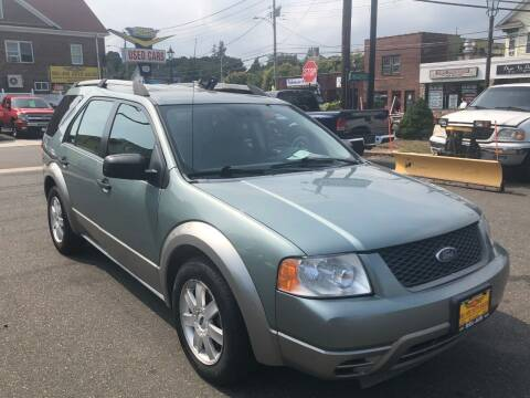 2005 Ford Freestyle for sale at Bel Air Auto Sales in Milford CT