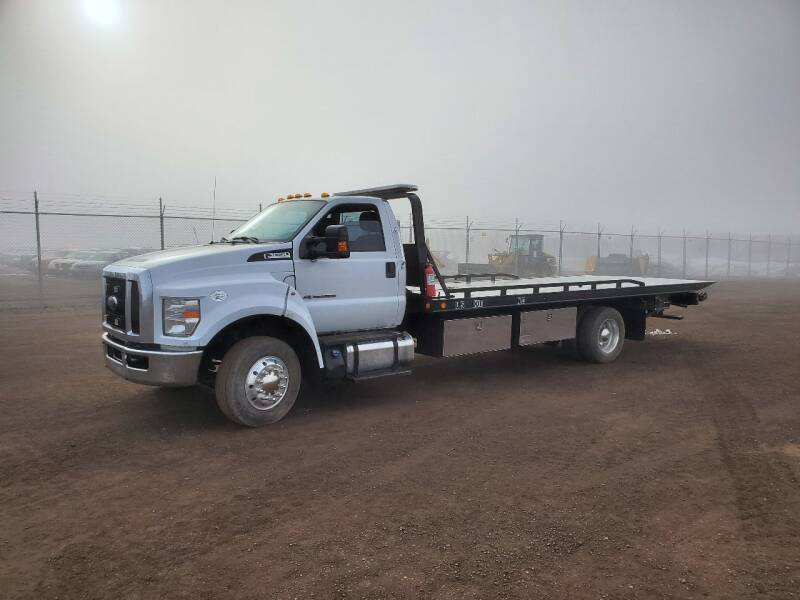 2016 Ford F-650 Super Duty for sale at GOOD NEWS AUTO SALES in Fargo ND