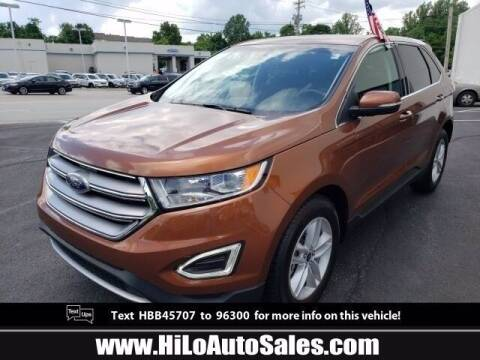 2017 Ford Edge for sale at BuyFromAndy.com at Hi Lo Auto Sales in Frederick MD