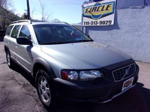 2004 Volvo XC70 for sale at Circle Auto Center in Colorado Springs CO
